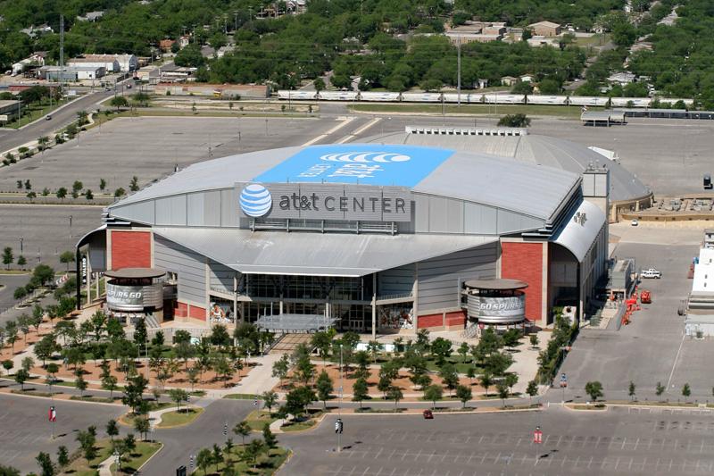 San Antonio Spurs Stadium Tour