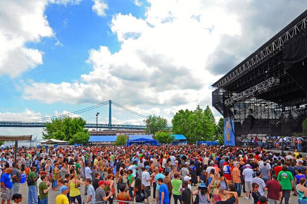 venue festival pier penns landing