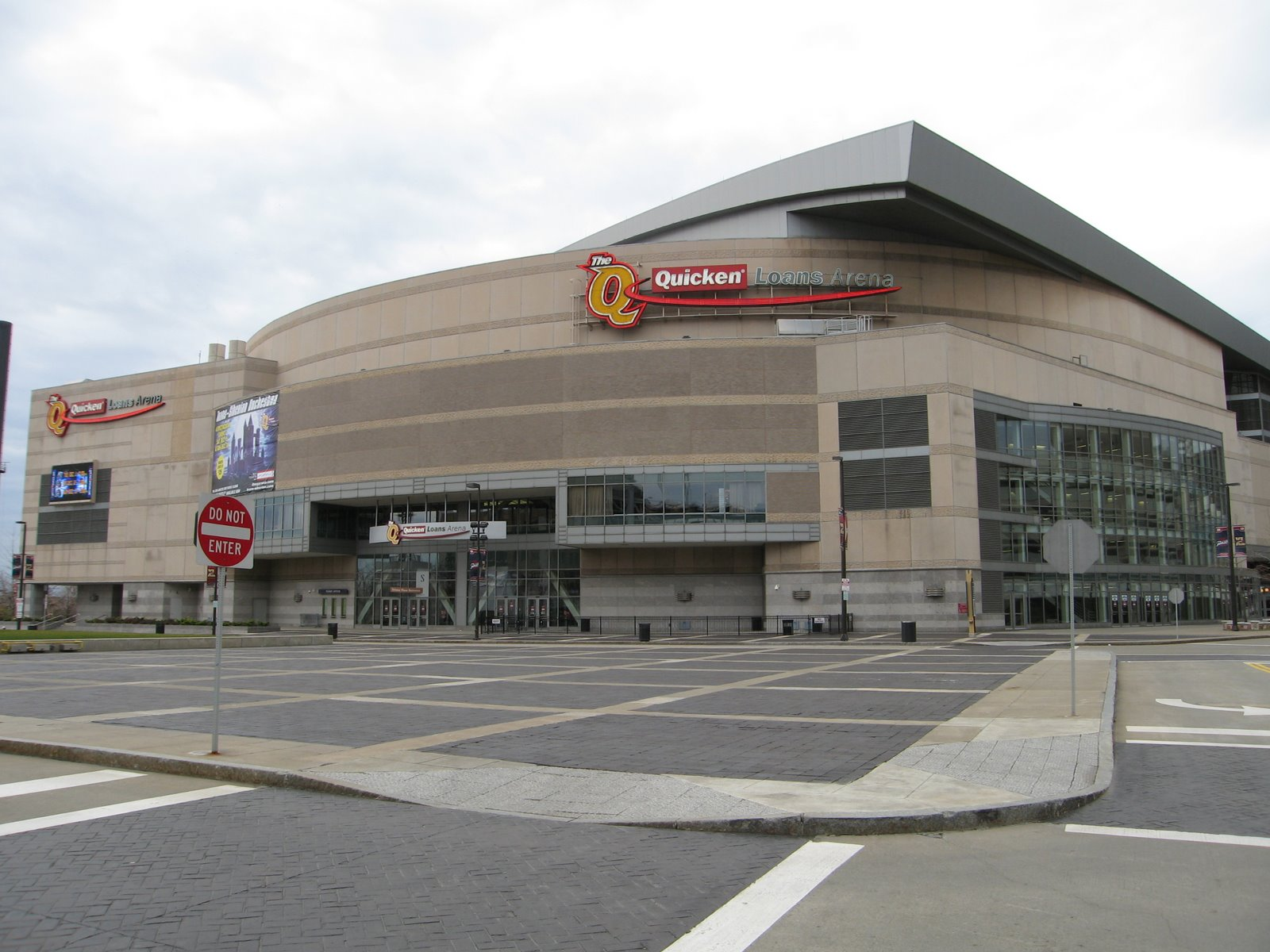 Rock amp bus provides bus transportation to quicken loans arena our