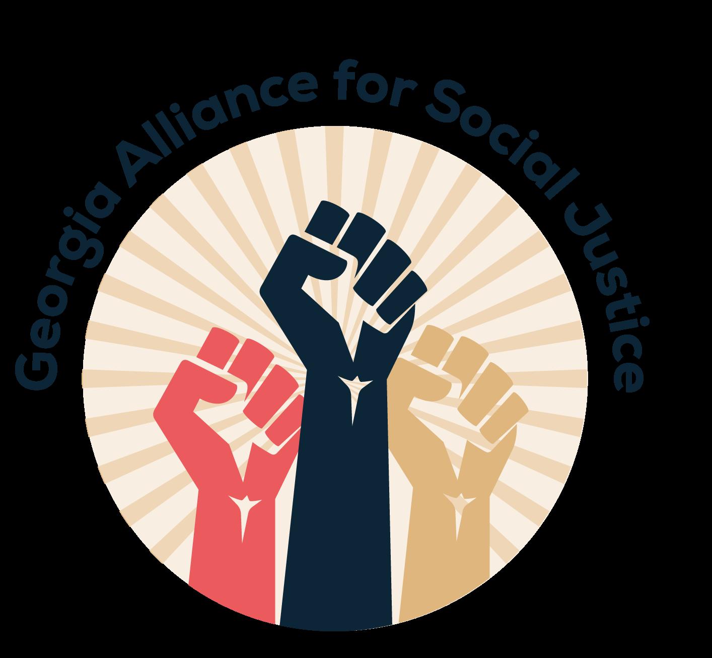 Georgia Alliance for Social Justice Logo